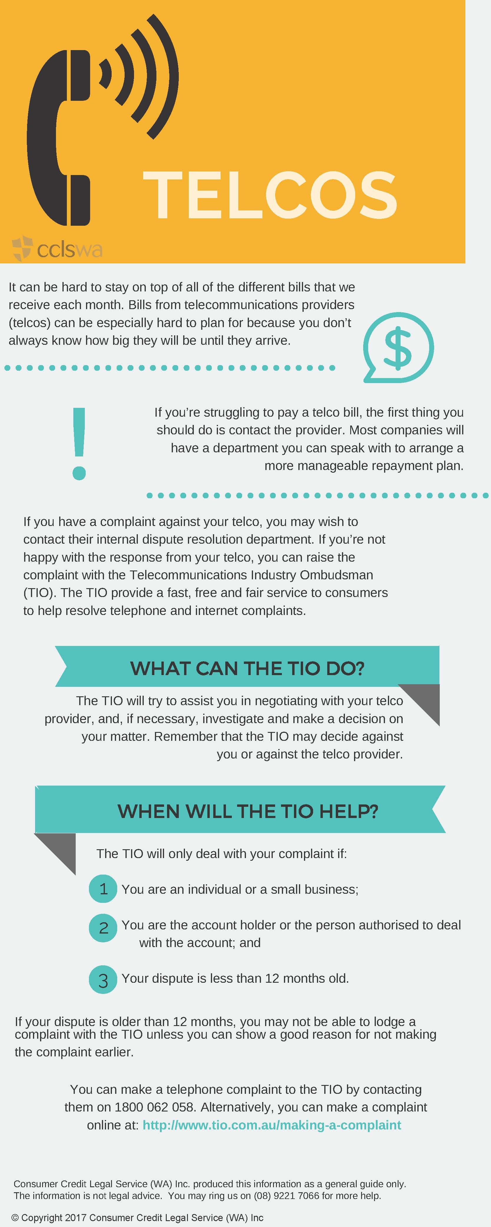 Infographics | Free Legal Advice Perth WA
