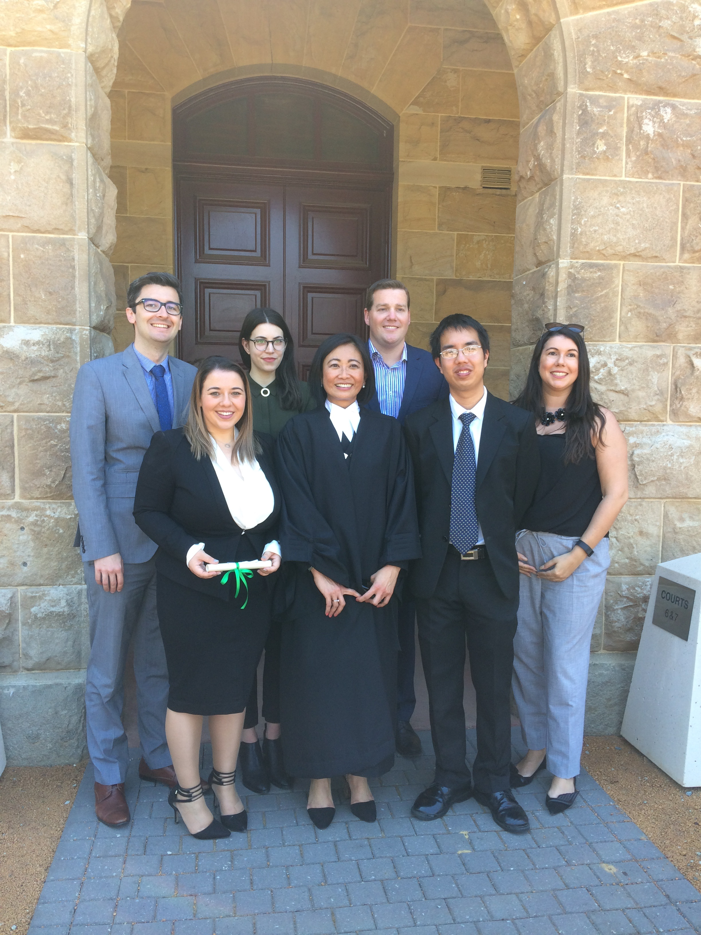 Free Legal Advice Team WA